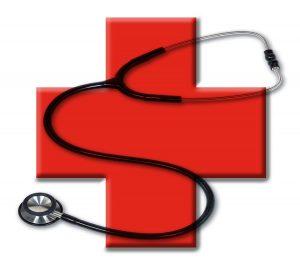 Medical Facility sign