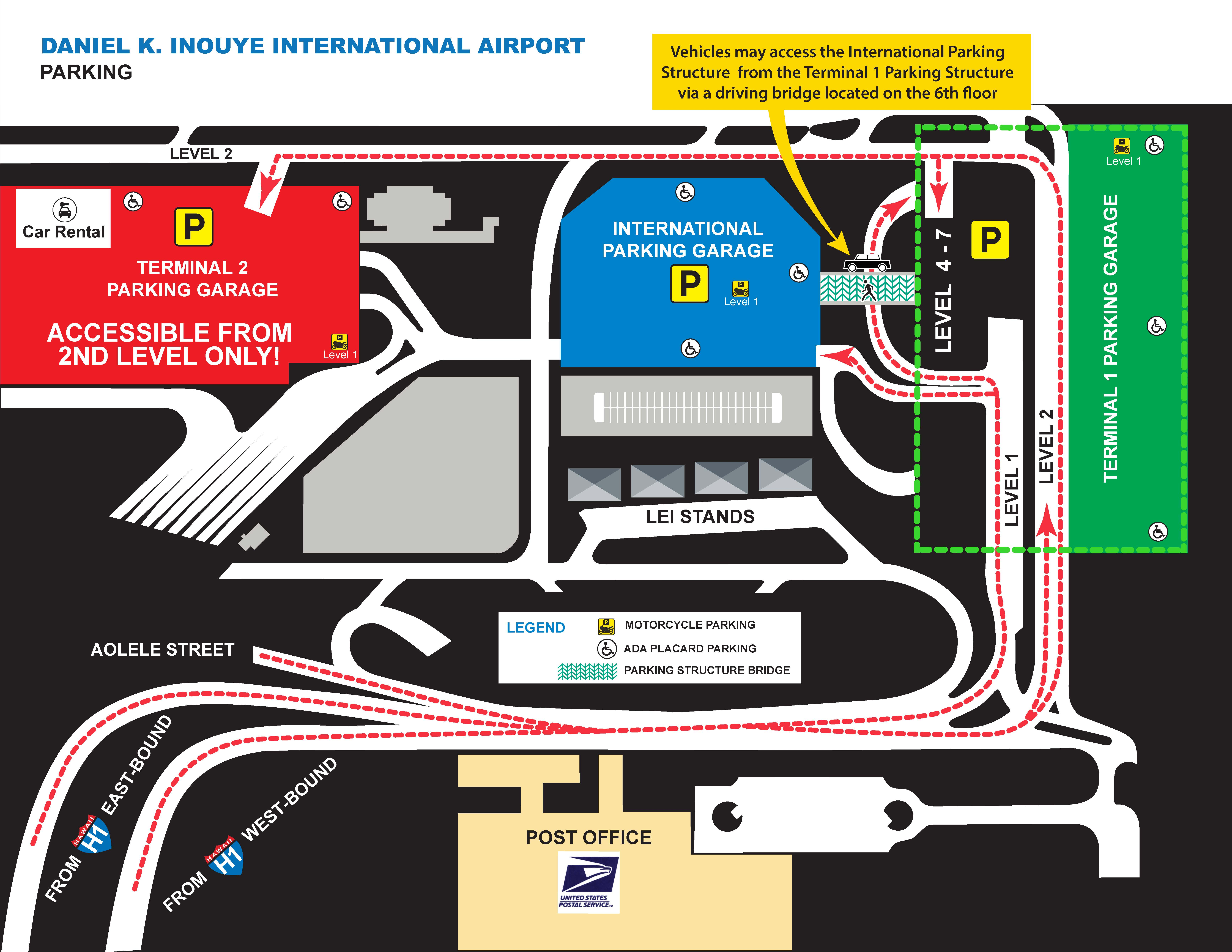 Honolulu International Airport Car Rental