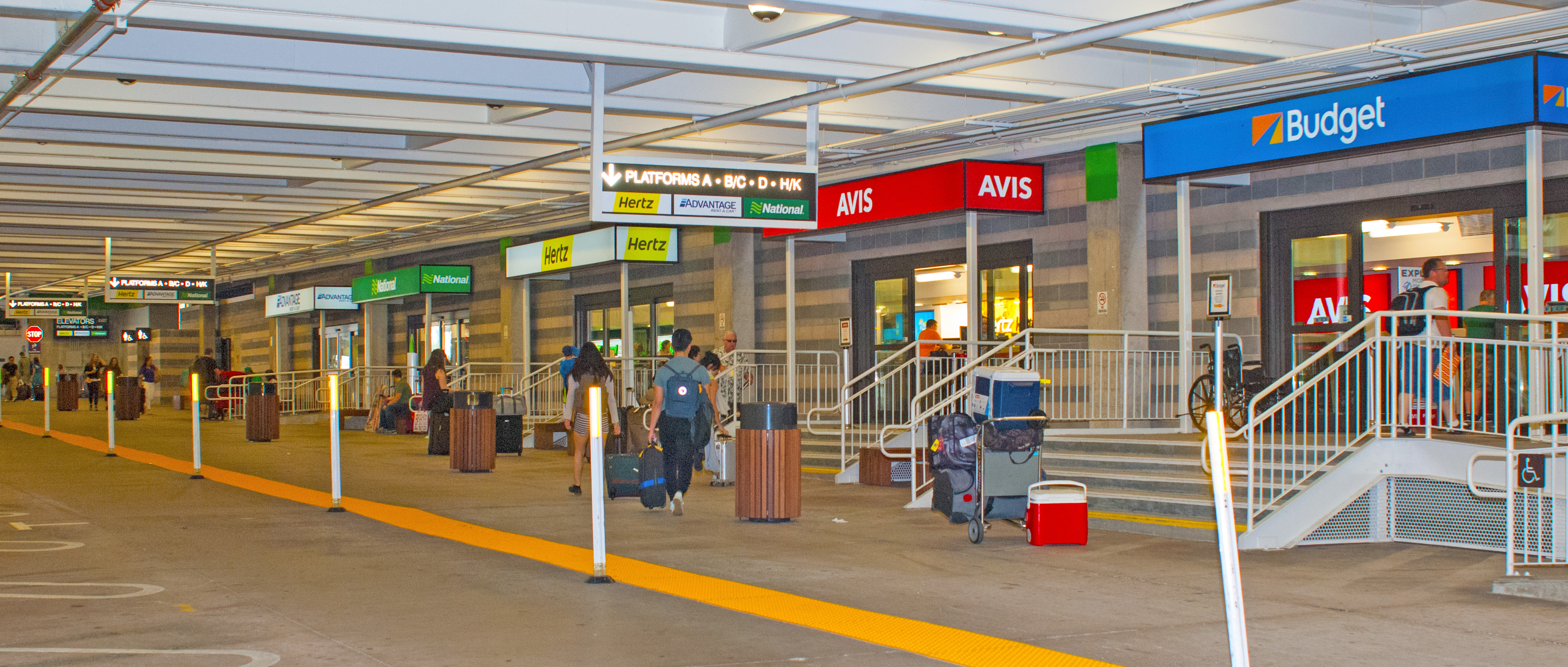 Hertz Car Rentals At Honolulu Airport