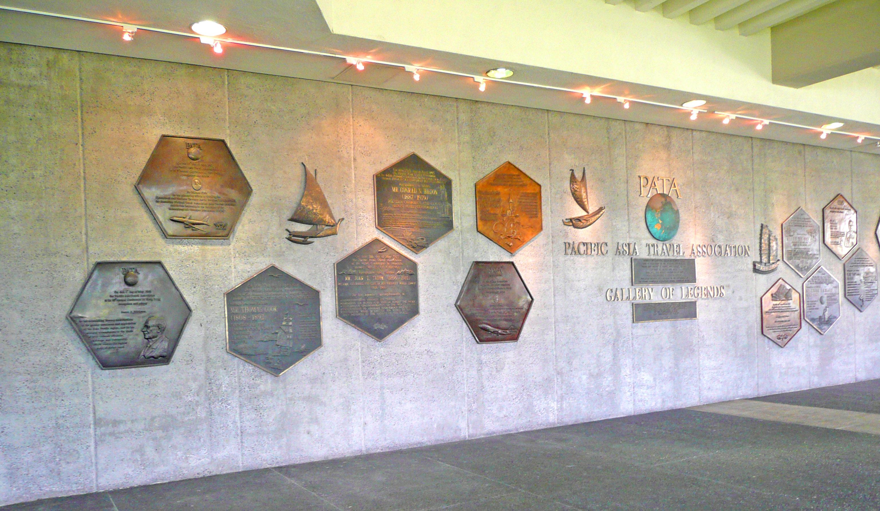 PATA wall photo