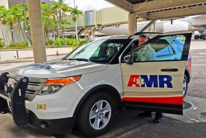 AMR vehicle