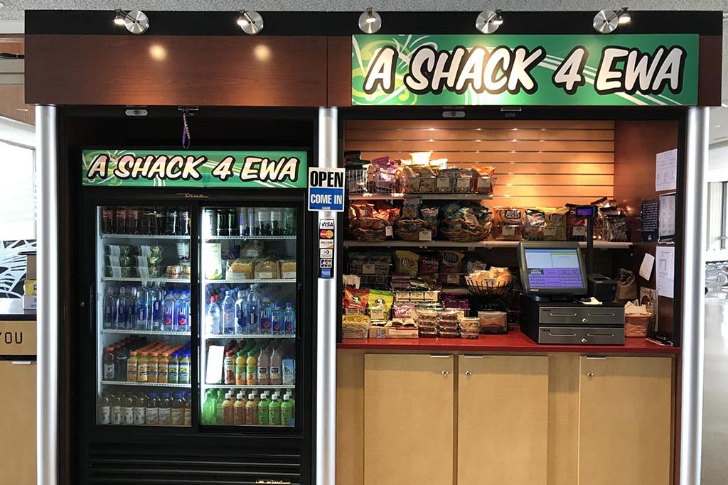 A Shack 4 Ewa Open daily 8:30 a.m. – 3:30 p.m.