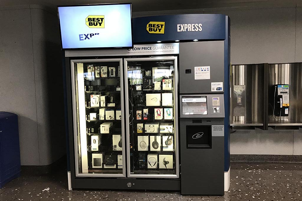 Best Buy Express Open 24 hours