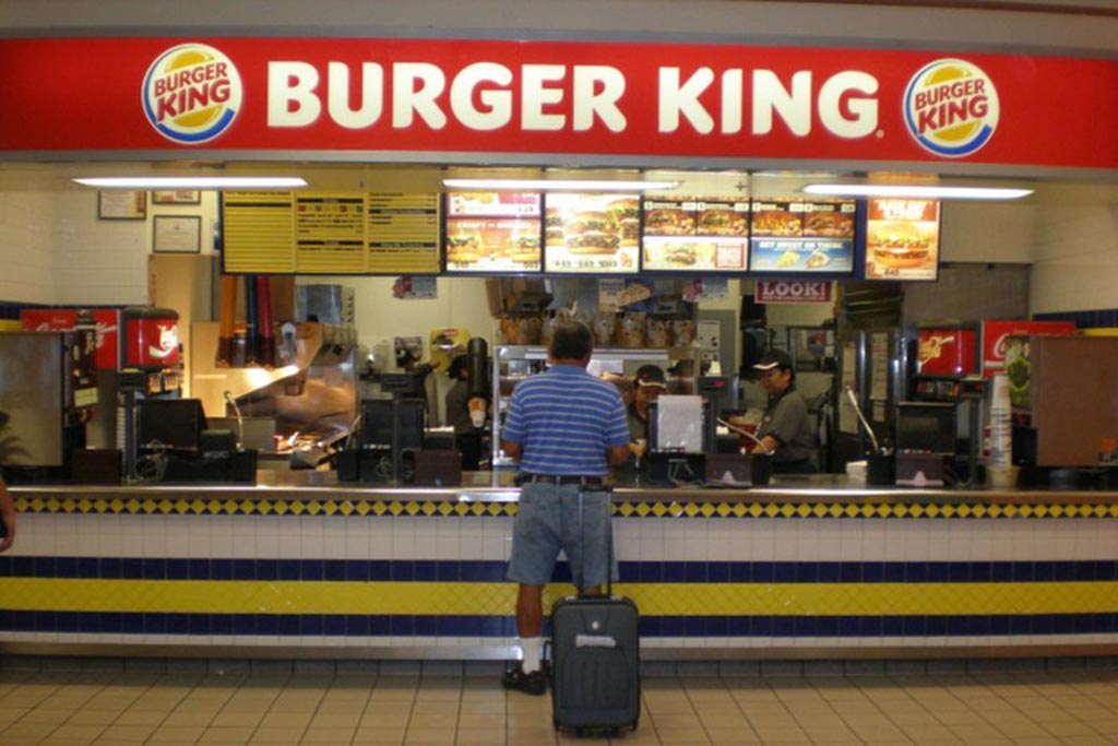 Burger King The second largest fastfood hamburger chain in the world serving high quality, great tasting, and affordable food.  Open daily 4:30 a.m. – 8 p.m.