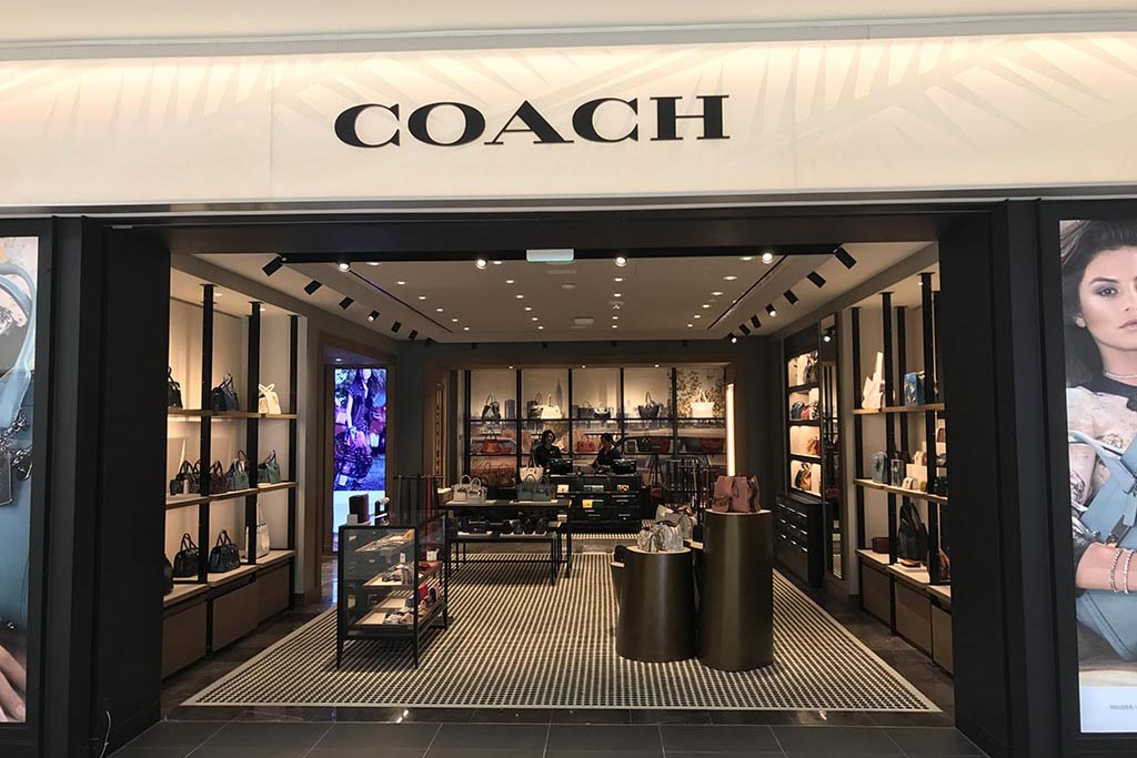 Coach The Original House Of Leather, For Luxury Bags, Wallets, Ready-To-Wear And More.  Open daily 7:30 am – 3:30 pm