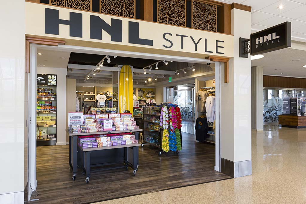 HNL Style Open daily 6:30 a.m. – 3:00 a.m.