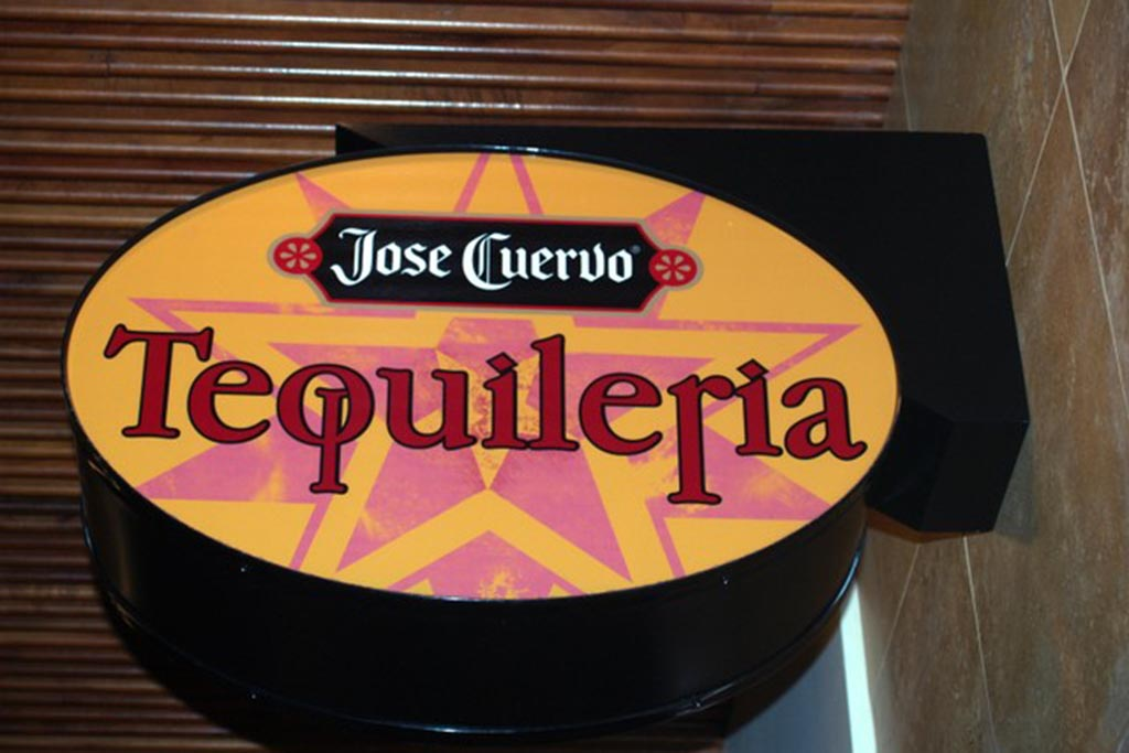 Jose Cuervo Tequileria Offers tequilas, margaritas and Mexican food.  Open daily: 10 a.m. to 10 p.m.