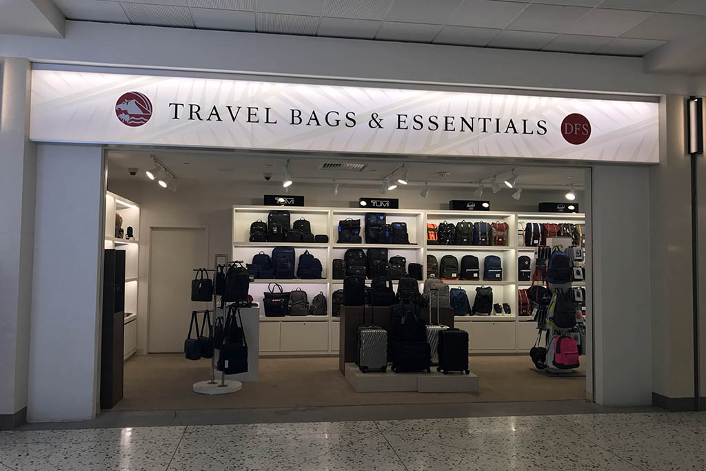 DFS Travel Bags & Essentials Travel Bags