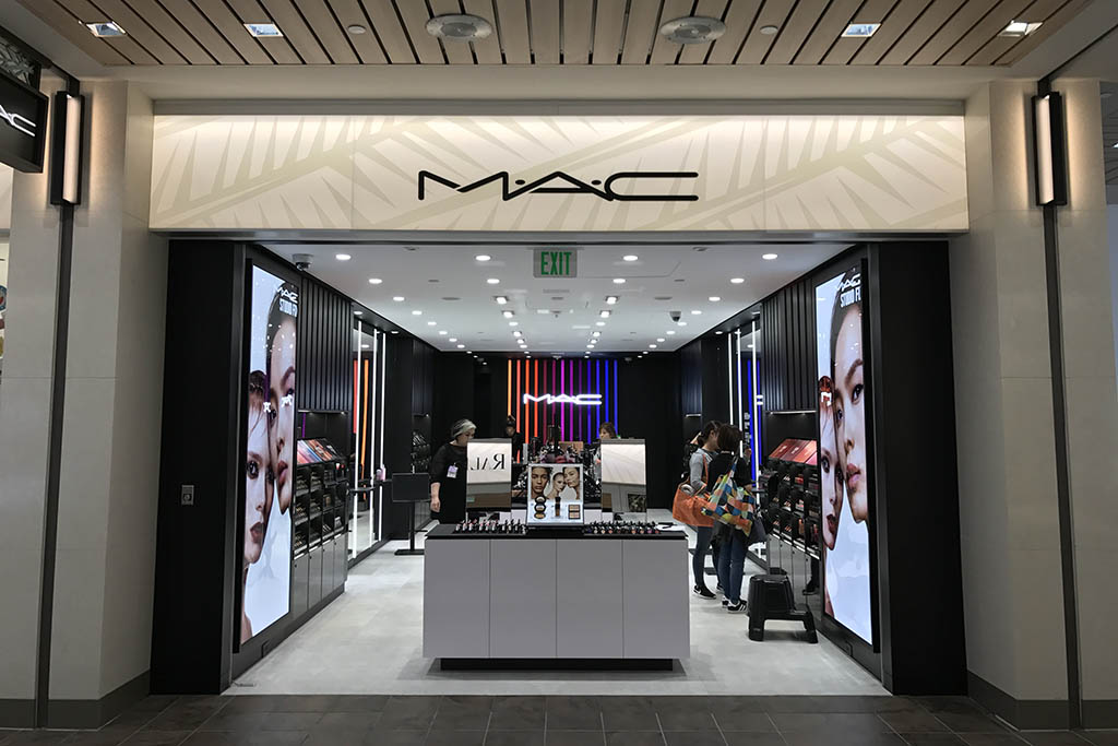 MAC Cosmetics, Makeup