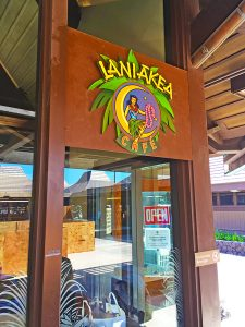 Lanaiakea cafe photo