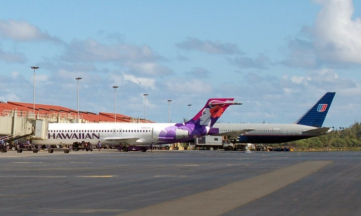 Kahului Airport Airlines