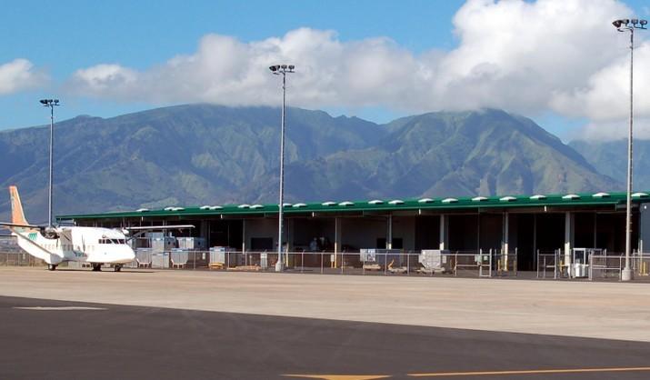 Kahului Airport Cargo Facility